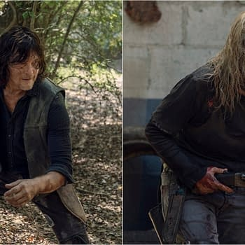 The Walking Dead Season 10 Stalker: Brutally Intense Ep Highlighted by Bloody Alpha/Daryl Throwdown [SPOILER REVIEW]