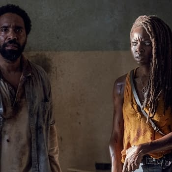 The Walking Dead Preview: Virgil Reveals to Michonne The Real Mission