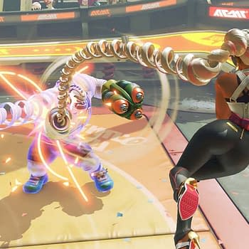 Super Smash Bros. Ultimate Next Fighter Will Hail From ARMS