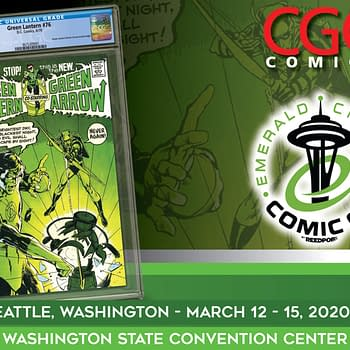 Now CGC Cancels ECCC Appearance Over Coronavirus Fears