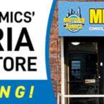 Midtown Comics Grand Opening in Astoria Queens This Weekend
