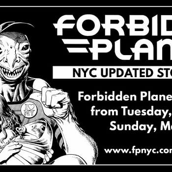 Forbidden Planet NYC Closes For a Week &#8211 But JHU and Midtown Comics Stay Open