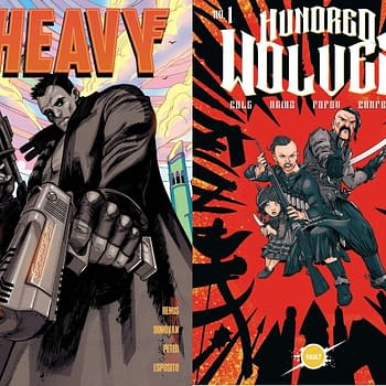 Buy Comic Shop Gift Cards Now Get Heavy and Hundred Wolves From Vault