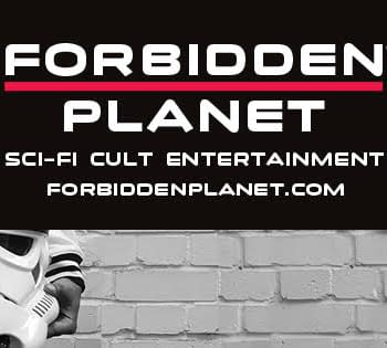 Forbidden Planet Closes All Stores Today