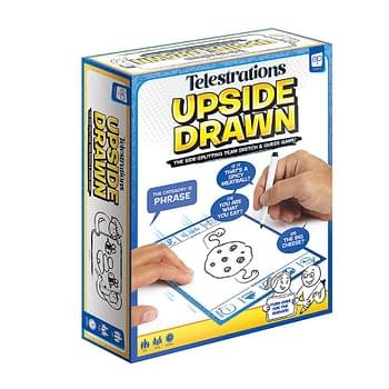 The OP Games Releases Telestrations: Upside Drawn Party Game