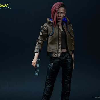 Cyberpunk 2077 Female V Suit is Here from PureArts