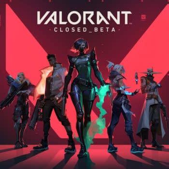 Valorant Closed Beta Art