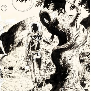 Wally Wood Original Artwork Up For Auction at Heritage