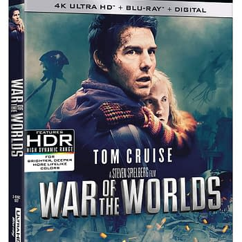 War of the Worlds Hits 4K Blu-ray On May 19th