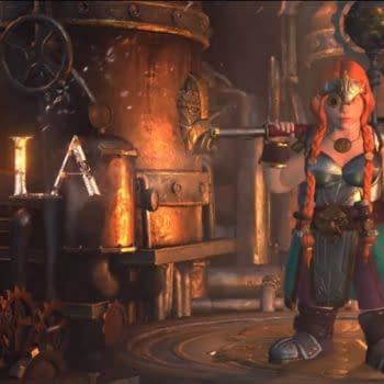 """""""Warhammer: Chaosbane"""" Adds A New Fifth Character For Free"""