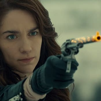 Wynonna Earp: Melanie Scrofano Will Do Anything for Love (of the Show) &#8211 But She Wont Do THAT