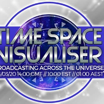 Doctor Who: Fantom Events Hosting Online Con Time Space Visualiser