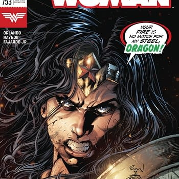 What Do Diana and Bernie Sanders Have in Common Both Win in Vermont. Wonder Woman #753 [Preview]