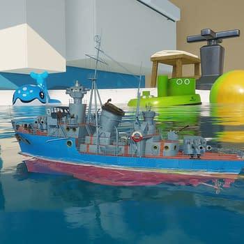 World Of Warships April Fools 2020-2