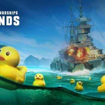World Of Warships April Fools 2020