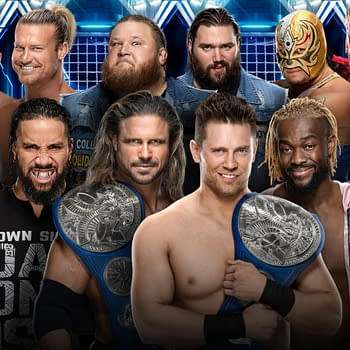 WWE Elimination Chamber 2020: The Miz &#038 John Morrison Style-n-Profile to SmackDown Tag Team Championship Win [VIDEO]