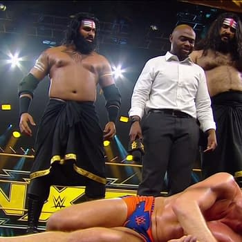 WWE NXT Brought Back Wrestling This Week &#8211 Finally [REVIEW]