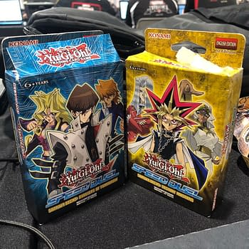 We Tried Out The Yu-Gi-Oh TCG Speed Duel System At Team YCS Vegas