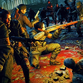 Zombie Army Trilogy Will Be Headed To Nintendo Switch On March 31st