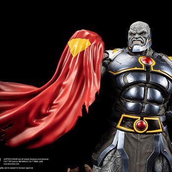 Darkseid Brings DC Heroes to Their Knees with XM Studios