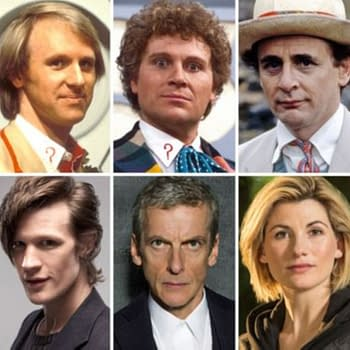 BBC to Show Message From Ten Doctor Whos Before #ClapForOurCarers