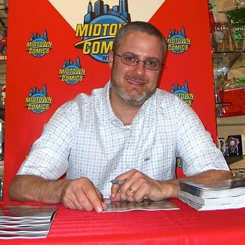 Robert Venditti Launches #PullBoxPayItForward to Help Save Comics