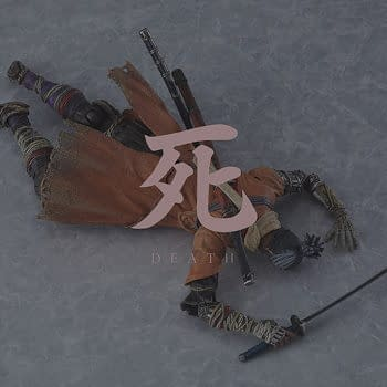 Sekiro: Shadows Dies Twice figma