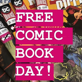 Scott Lobdell is Creating a Free Comic Book Day For The World.