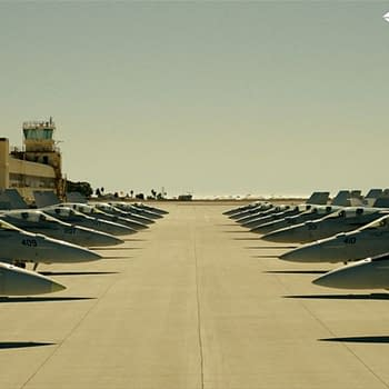 Top Gun: Maverick Backgrounds Now Available For Zoom