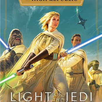 First Marvel/IDW Star Wars Crossover High Republic Out In the Fall