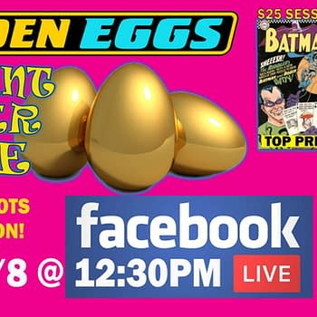 Golden Apple Comics of Los Angeles Lays Golden Eggs Twice a Week
