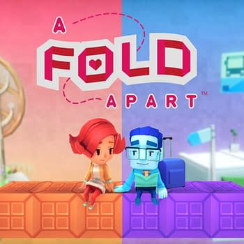 Apple Releases A Fold Apart &#038 Beyond Blue For Apple Arcade Today