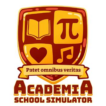 Academia  School Simulator Main Art
