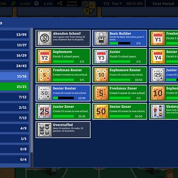 Academia  School Simulator Screenshots-1