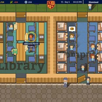 Academia  School Simulator Screenshots-5