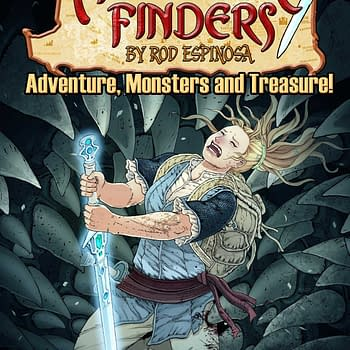 Adventure Finders #3 Review: The Infrastructure Of A Champion