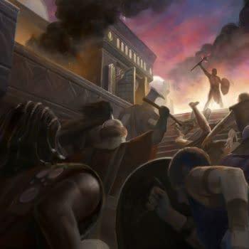 Age of Conan Onslaught Main Art