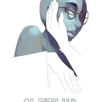Alethia #13 Review &#8212 It is a Piece of Daring and Engaging Work
