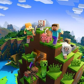 Mattel Releasing New Minecraft Earth Figures This Month