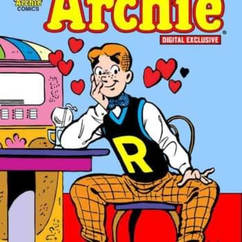 Archie Comics 80th Anniversary Presents: Archie Digital Exclusive Cover.