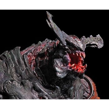 Doom Cyberdemon Regular Edition Returns from Gaming Heads