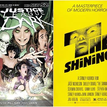 Justice League Dark The Shining Show Coming To HBO Max From Bad Robot