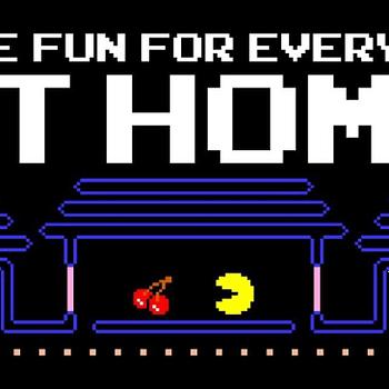Bandai Namco Reveal Their More Fun For Everyone – At Home Campaign
