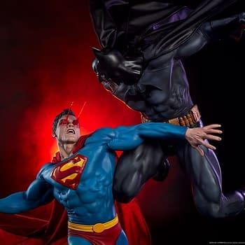 Batman Week Continues with the Best Batman Verses Statues