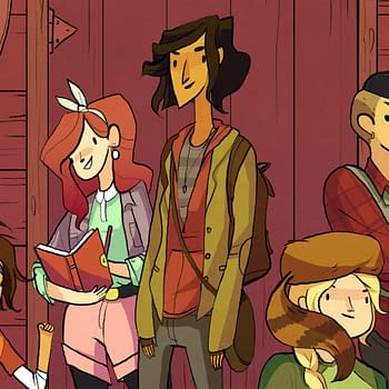 Lumberjanes: Noelle Stevenson to Write EP HBO Max Animated Series