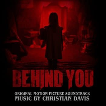 The soundtrack to Behind You by Christian Davis releases on April 21st.