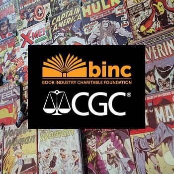 CGC Donates $10000 to BINC to Help Comic Shops