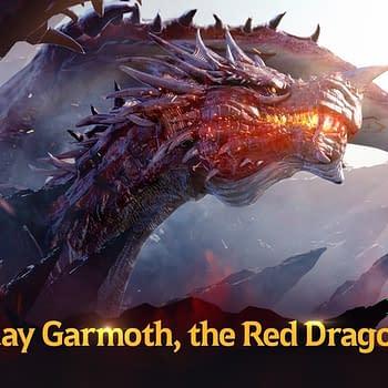 Face-Off Against The Last Black Desert Dragon In The Return Of Garmoth