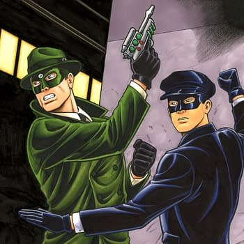 New Green Hornet Film Coming From Universal And Amasia Entertainment