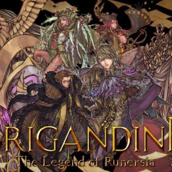 Brigandine The Legend of Runersia Main Art